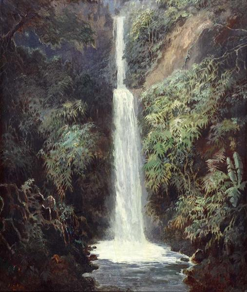 Waterfall - Abdullah Suriosubroto