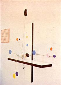 Comunicação Cinética - Abraham Palatnik
