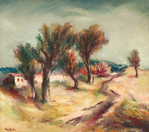 Fantastic Landscape - Adam Baltatu