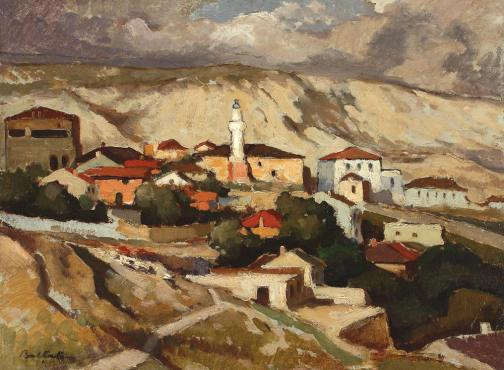 View Towards Balcic - Adam Baltatu