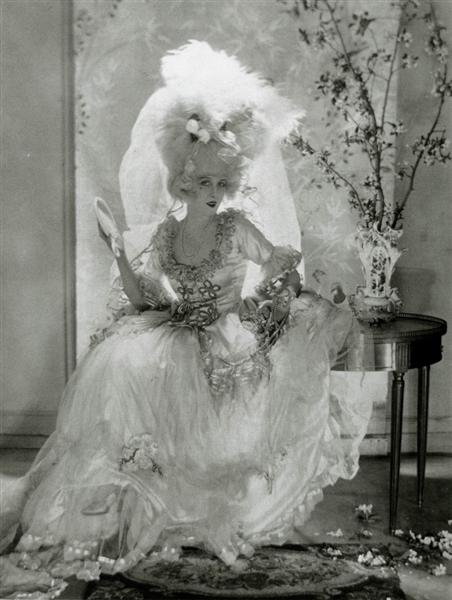 Mae Murray, 1918 - Adolf de Meyer