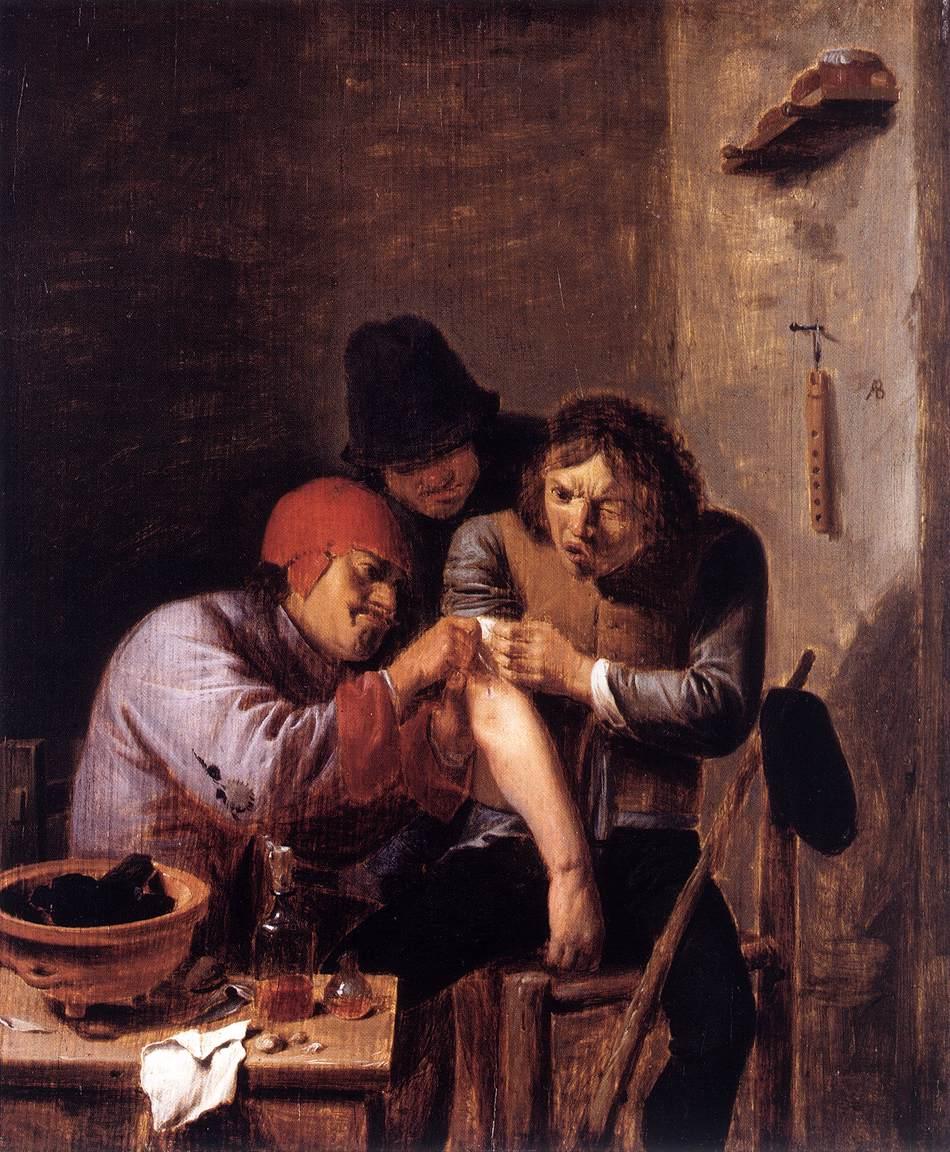 Feeling, 1635