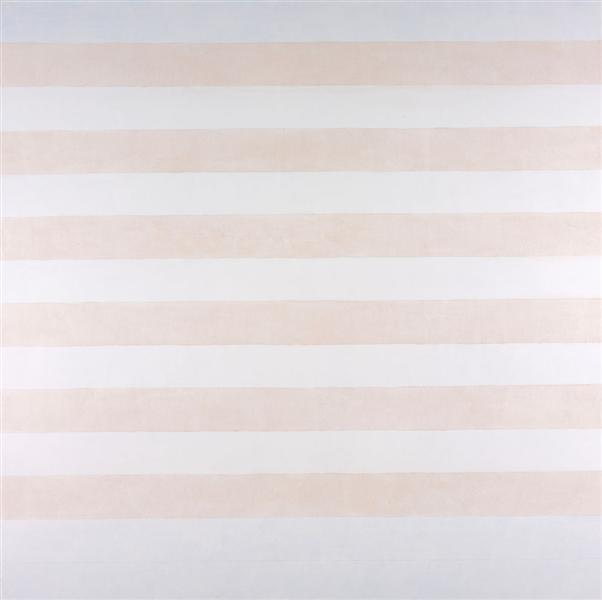 Happy Holiday, 1999 - Agnes Martin