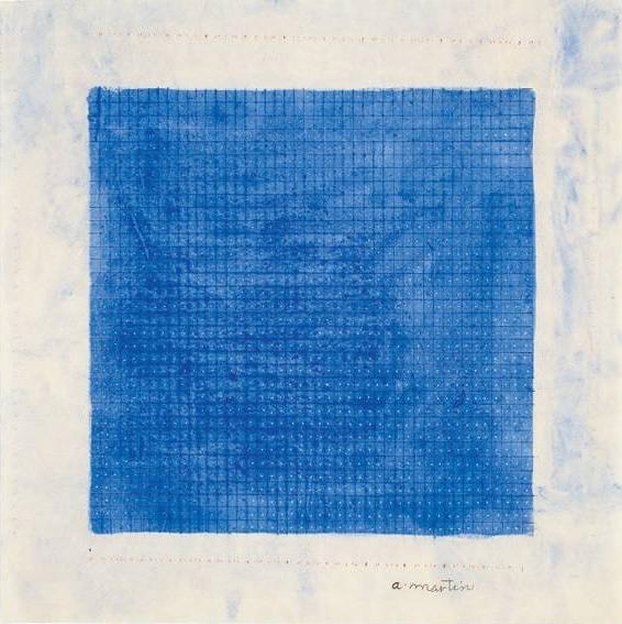 Stars, 1963 - Agnes Martin