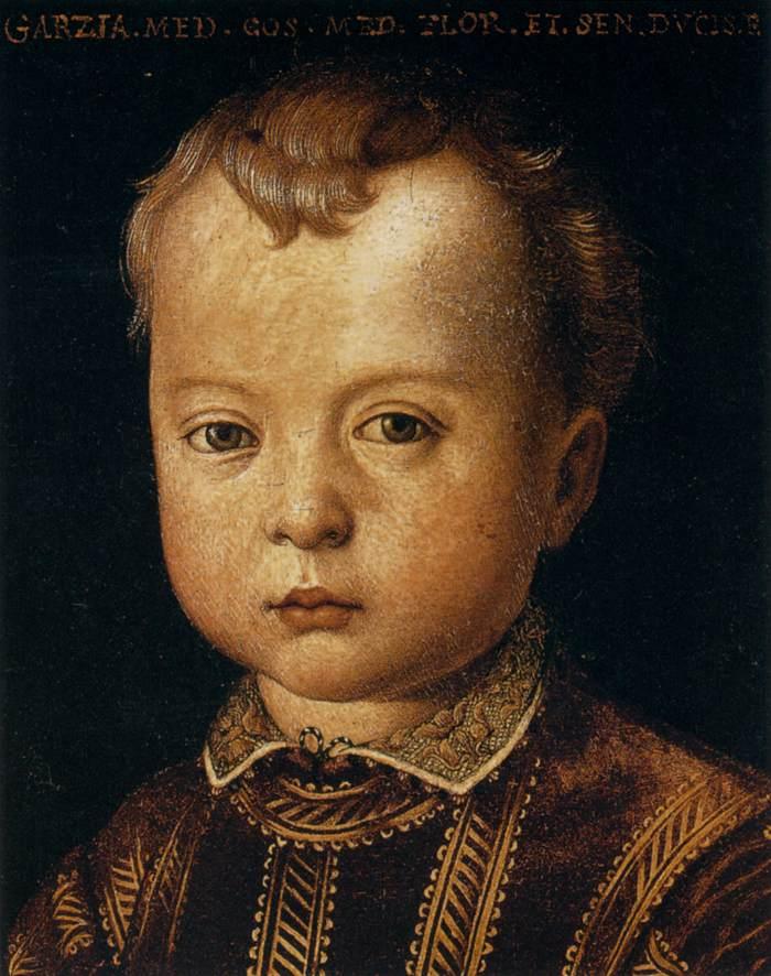 Garcia de' Medici, 1560