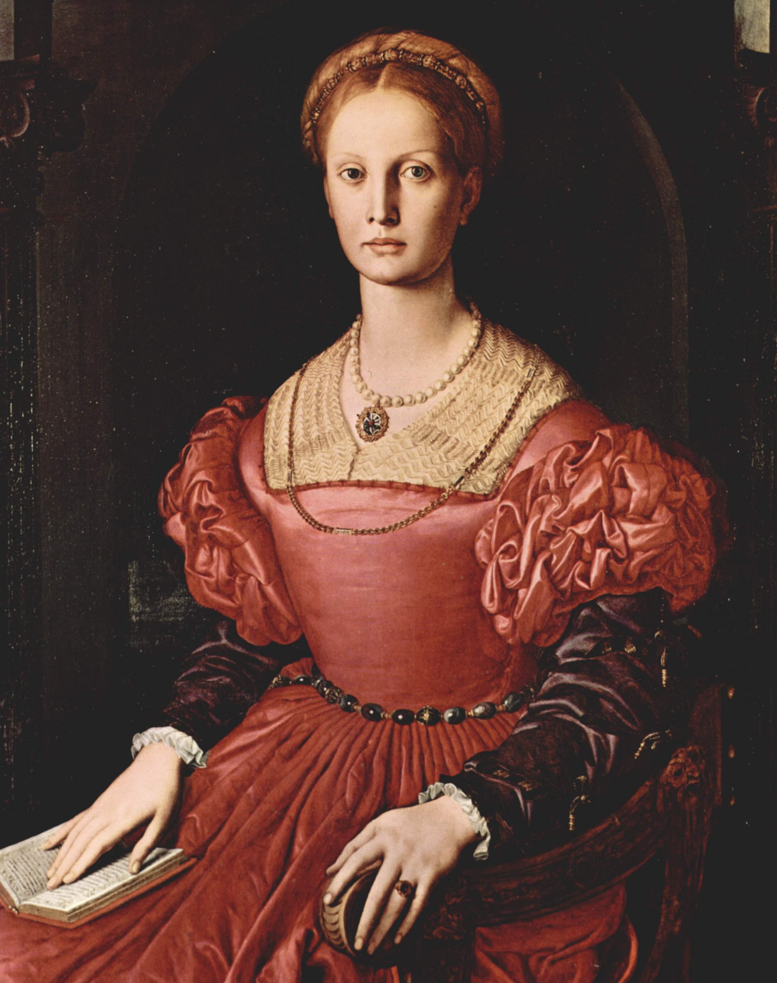 Lucrezia Panciatichi, 1540