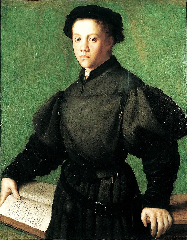 Portrait of Lorenzo Lenzi, 1528