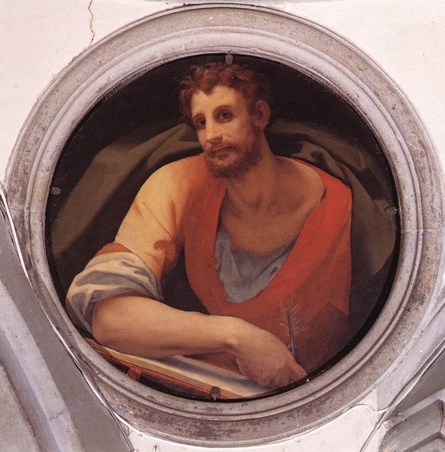 Agnolo Bronzino Biography st Mark Agnolo Bronzino
