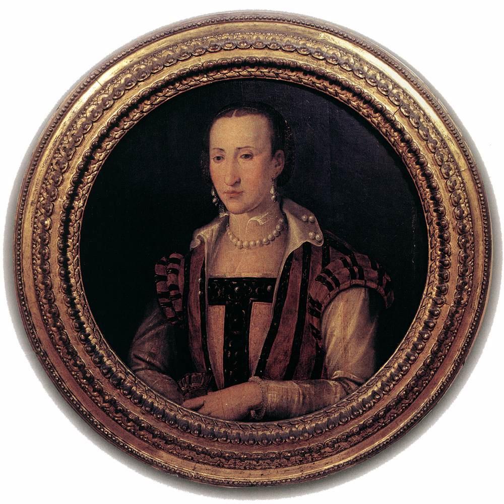 The Ailing Eleonora da Toledo, 1556