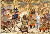 Ardashir captures Ardawan - Ahmad Musa