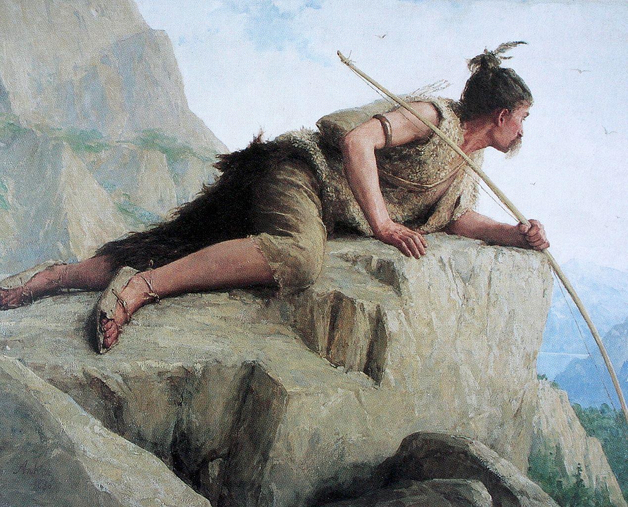 Der Pfahlbauer, 1886
