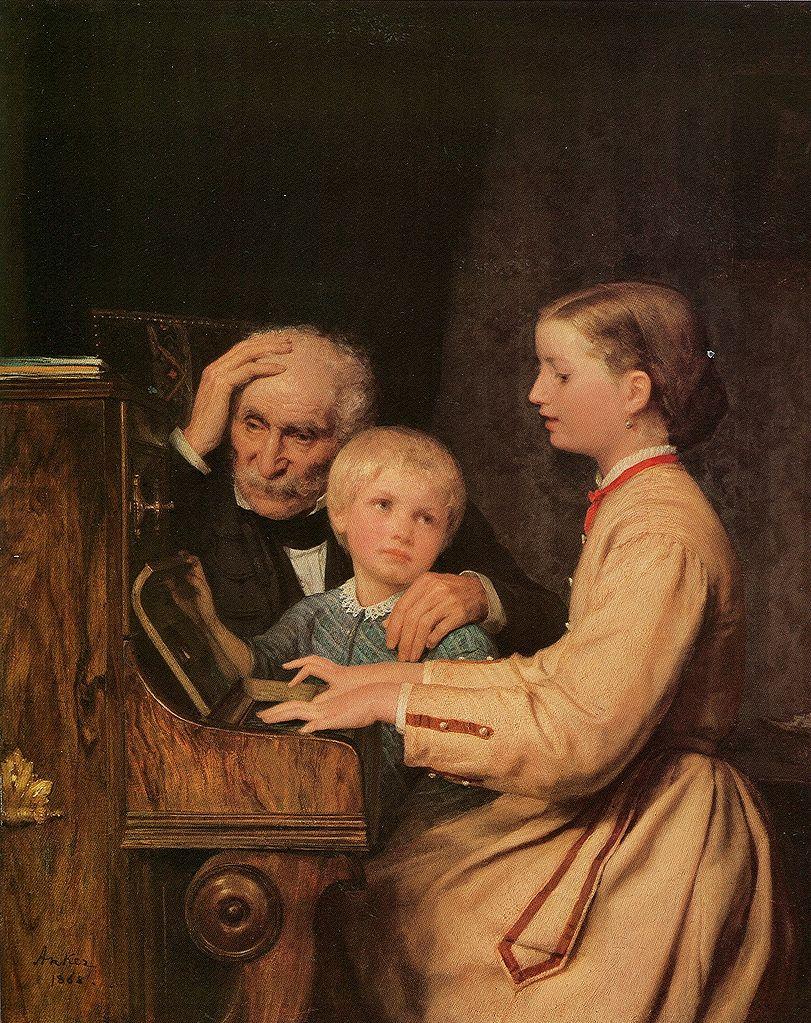 Die Verbannten, 1868