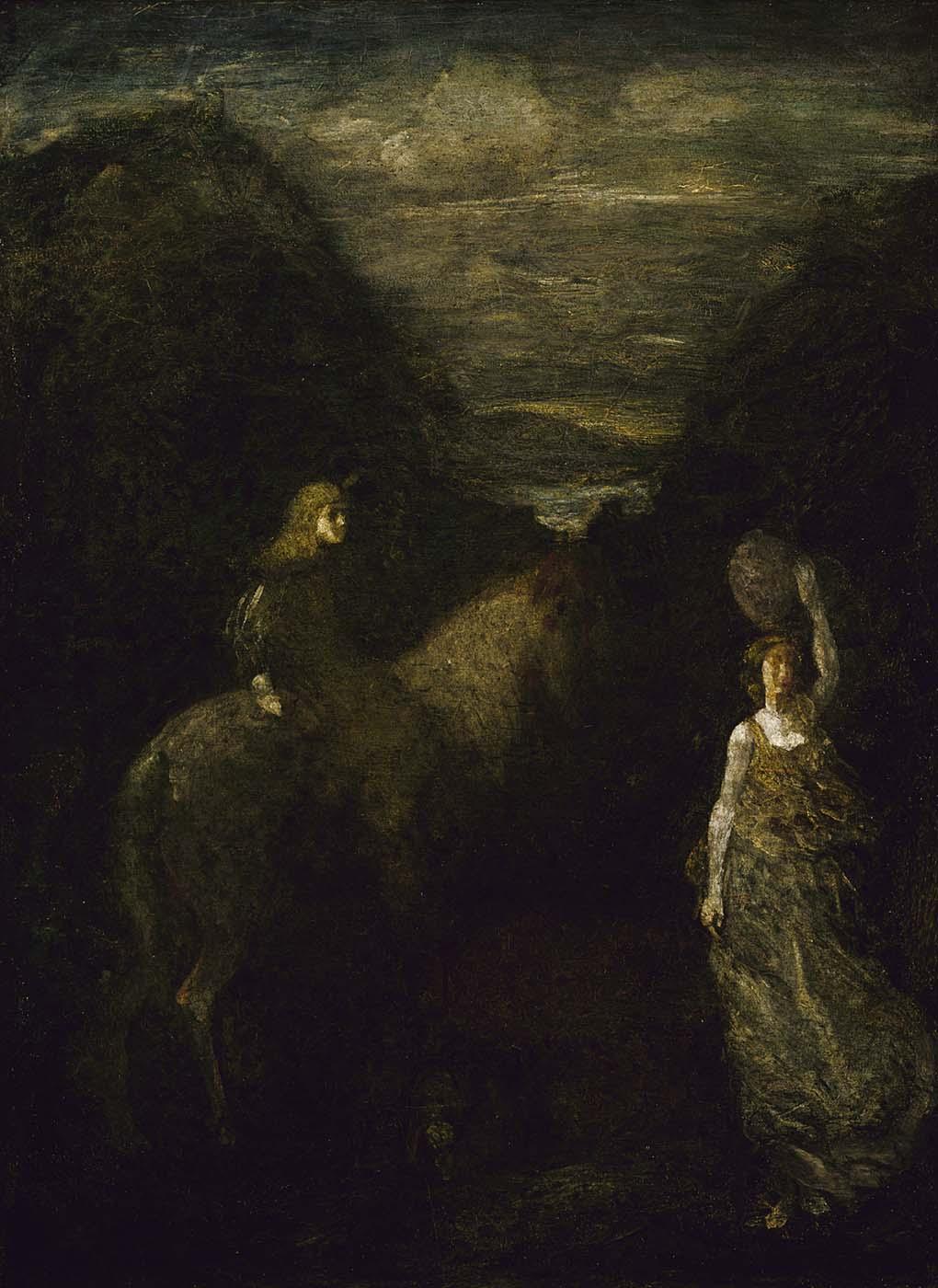 King Cophetua and the Beggar Maid, 1906