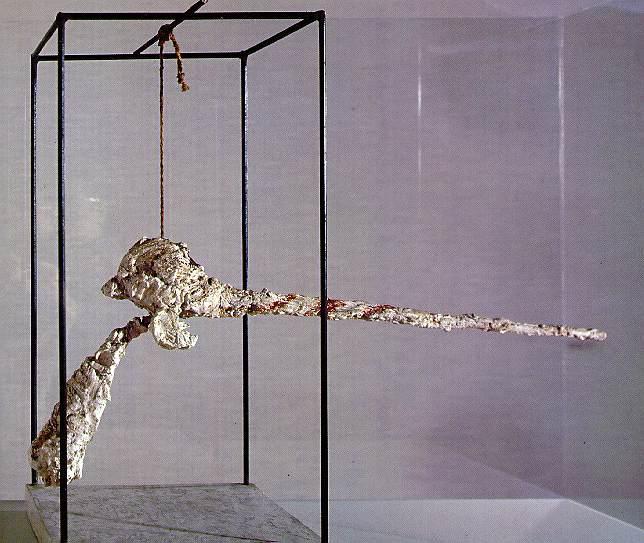 Nose - Alberto Giacometti