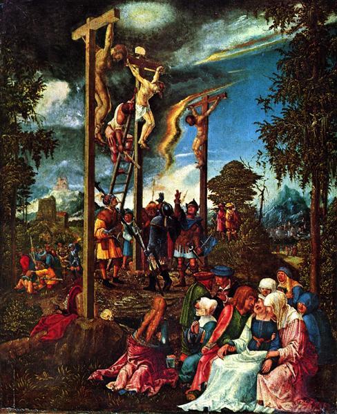 Calvary, 1526 - Albrecht Altdorfer