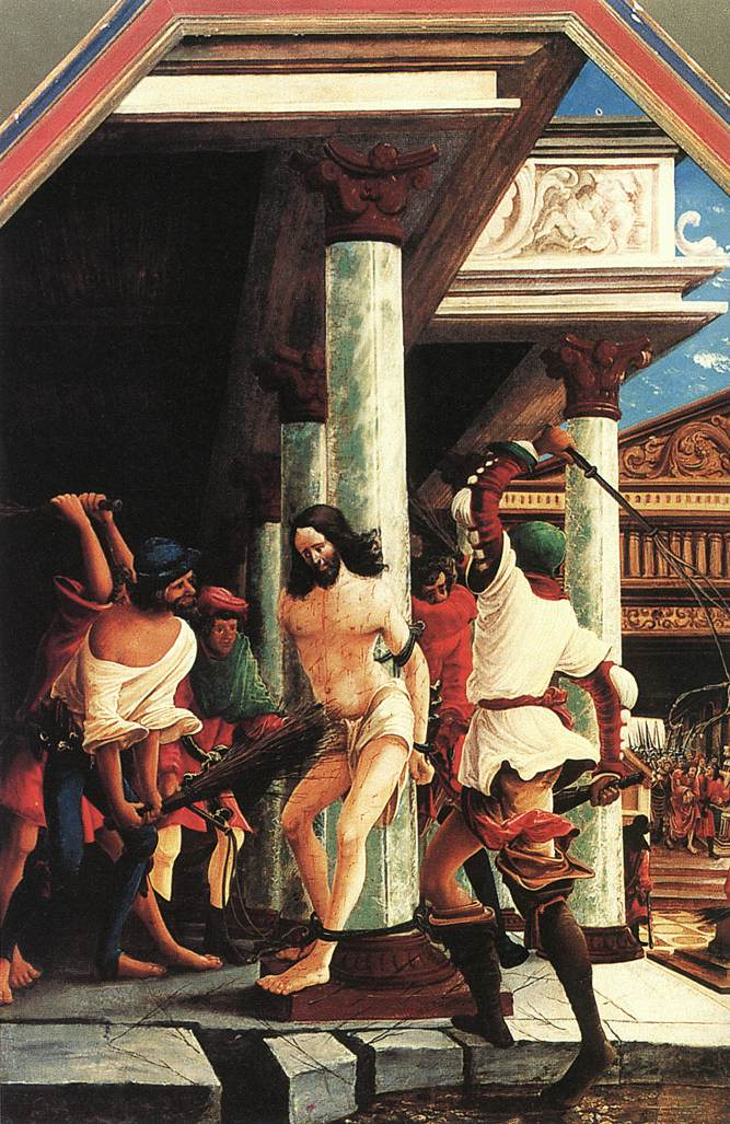 The Flagellation of Christ, 1518