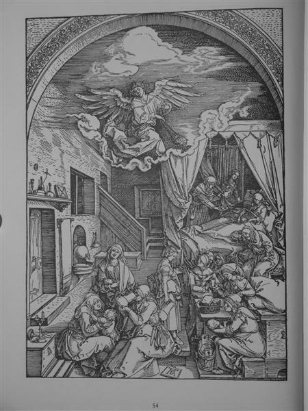 a biography of albrecht durer Short biography of albrecht dürer (1471 - 1528) german engraver and painter whose fame and influence reach far [.