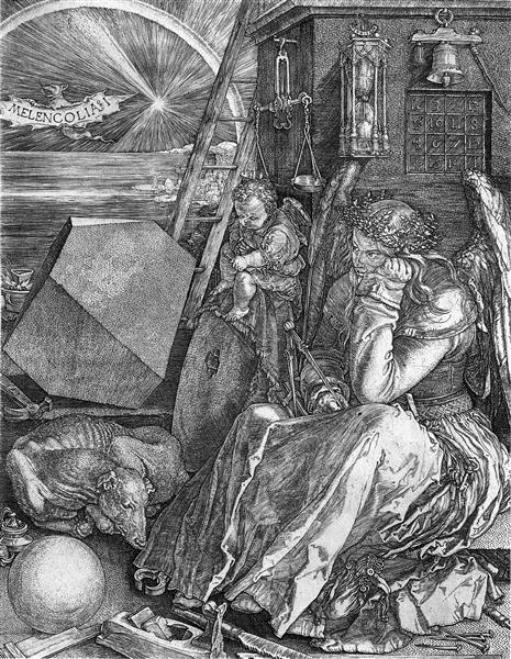 Melencolia I - Durer Albrecht