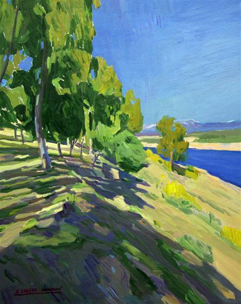 Landscape of Granadilla - Alejandro Cabeza