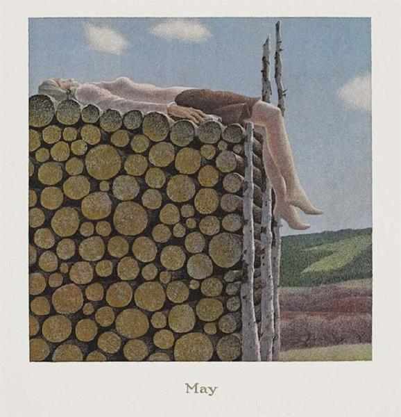 May - Alex Colville