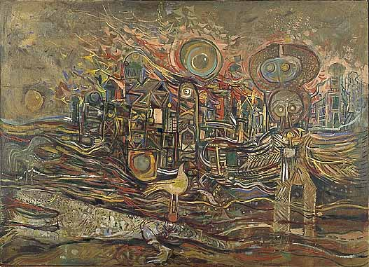 The End of the Beginning, 1973 - Alexander Boghossian