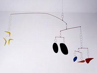 Boomerangs, 1941 - Alexander Calder