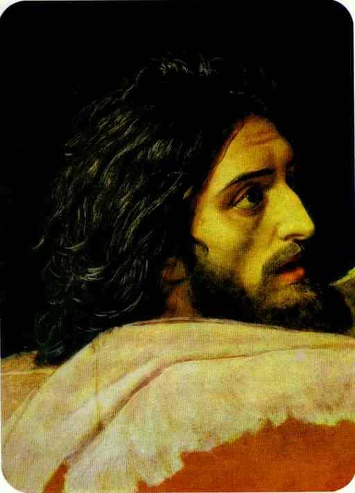 Head of John the Baptist, 1845