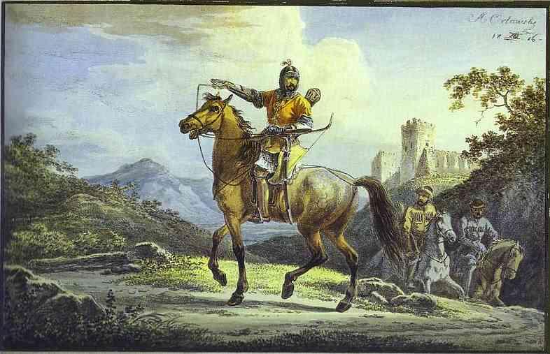 Horsemen, 1816