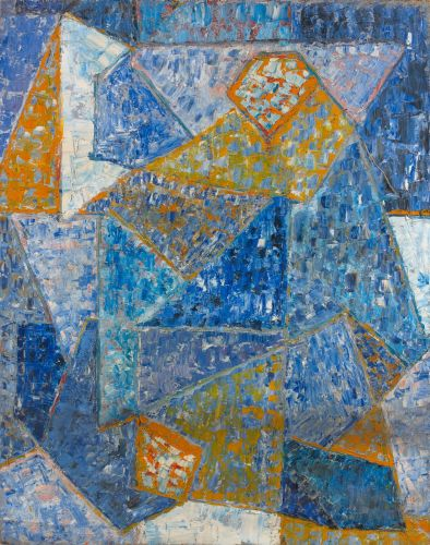 Composition - Alexandre Istrati