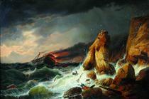 Shipwreck - Alexey  Bogolyubov