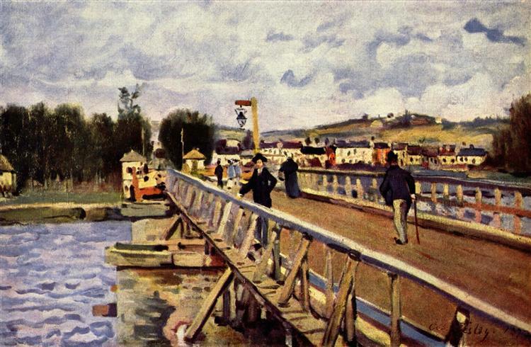 Langland Bay, 1872 - Alfred Sisley