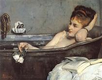 The Bath - Alfred Stevens