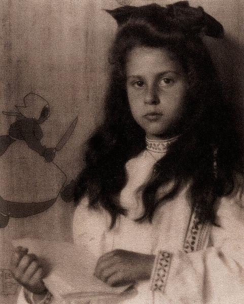 Katherine, 1905 - Alfred Stieglitz