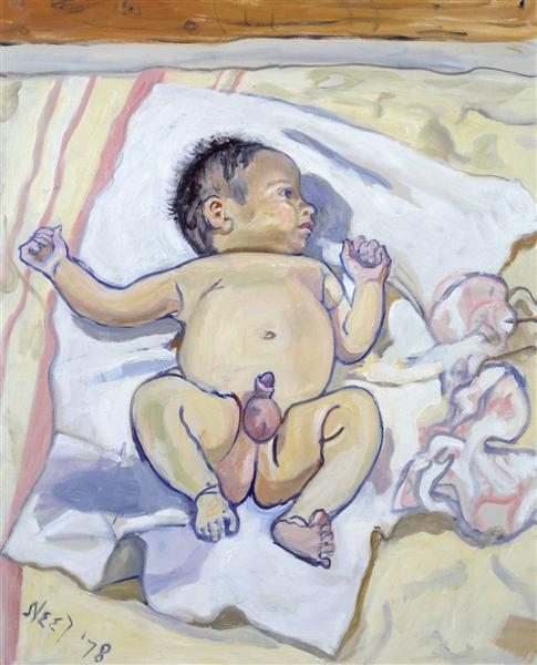 Andrew, 1978 - Alice Neel