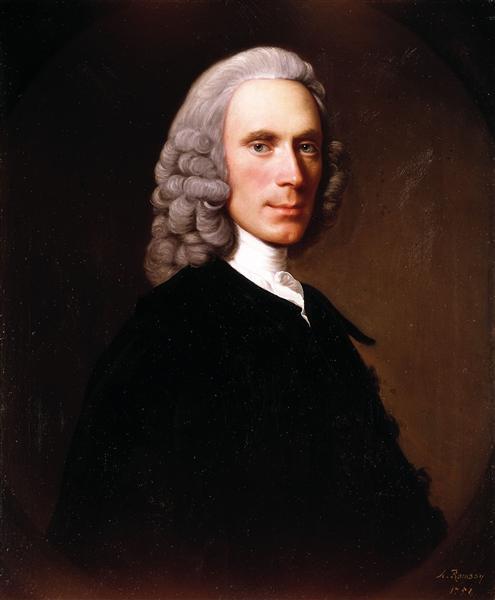 John Reid, 1751 - Allan Ramsay