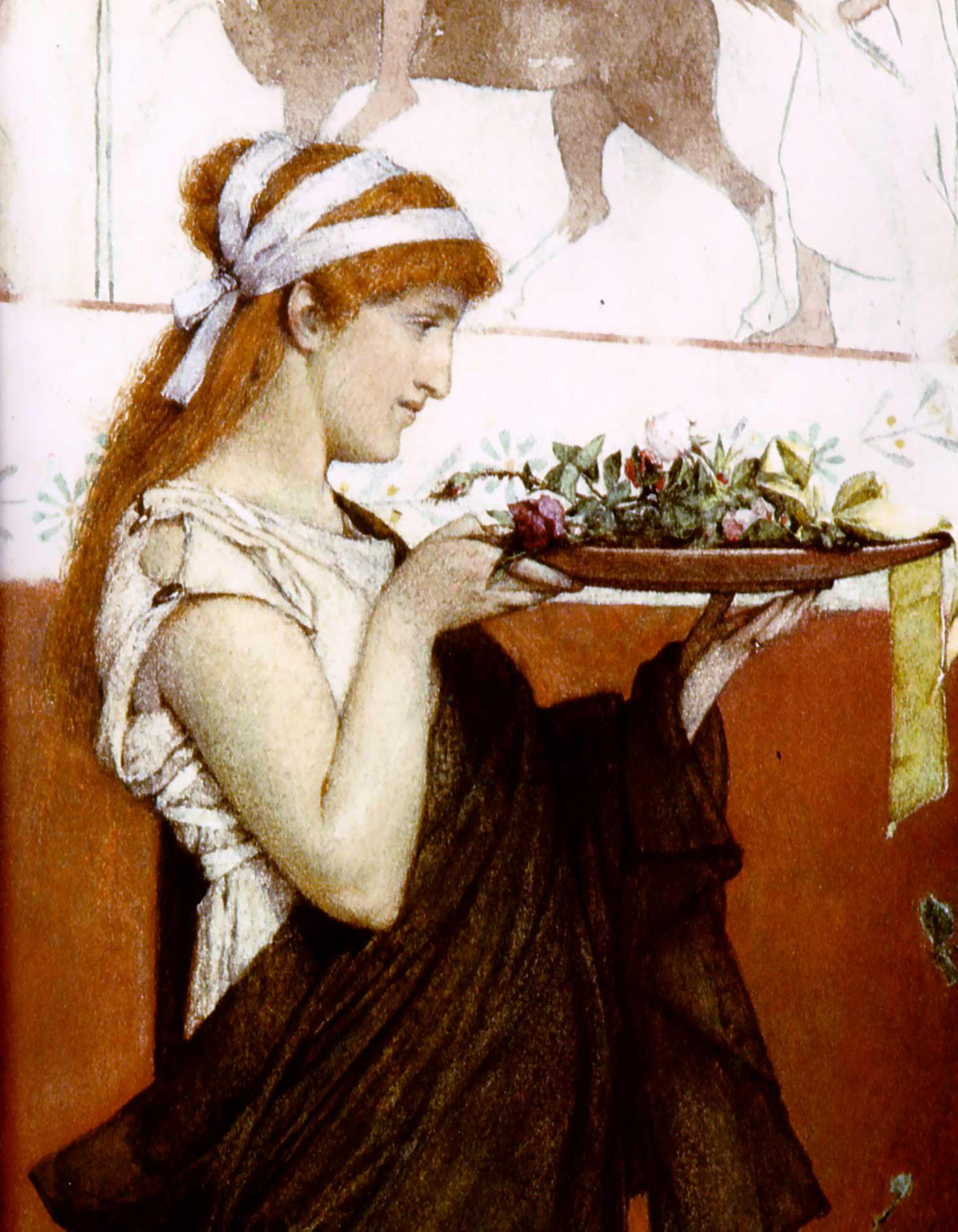 Votive offering, 1873