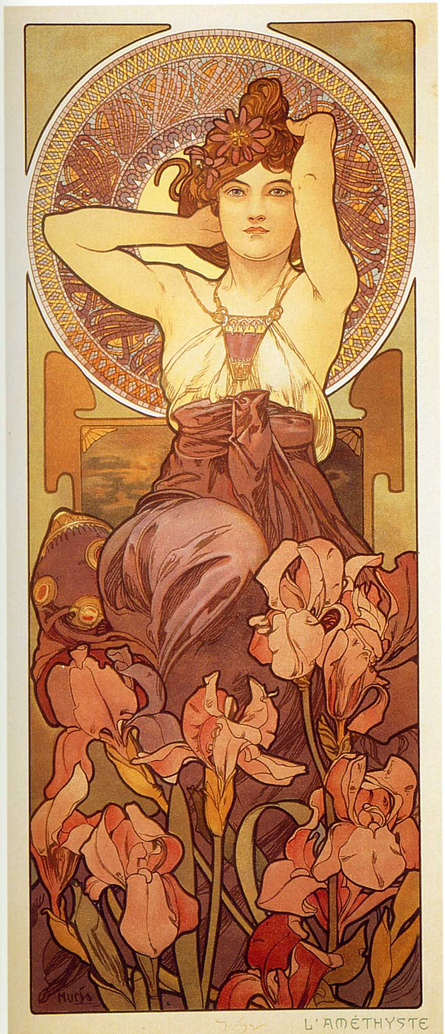 alphonse mucha The calendar (desk calendar) of the 2018 alphonse mucha by alphonse mucha at barnes & noble free shipping on $25 or more.