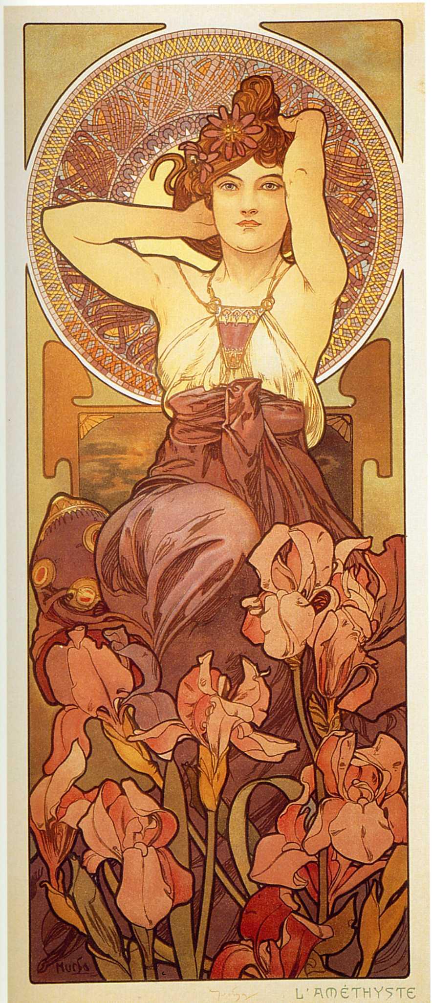 A study on art nouveau
