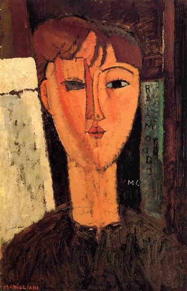 Raimondo, 1915 - Amedeo Modigliani