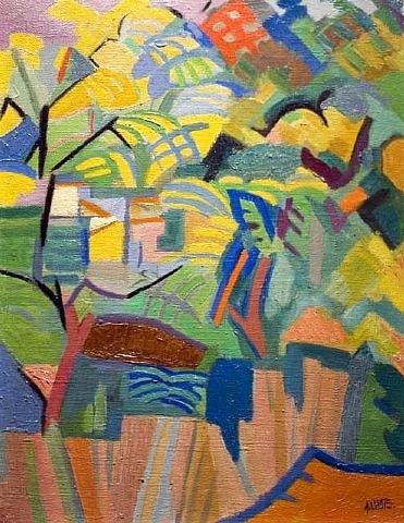 Acacias, 1959 - André Lhote