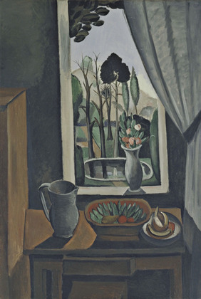Window at Vers, 1912 - Andre Derain
