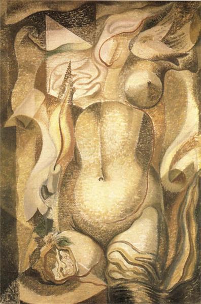 Armour, 1925 - Андре Массон