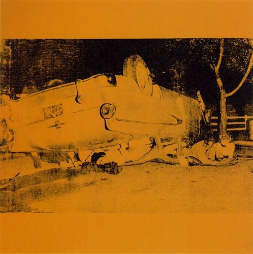 Five deaths - Andy Warhol