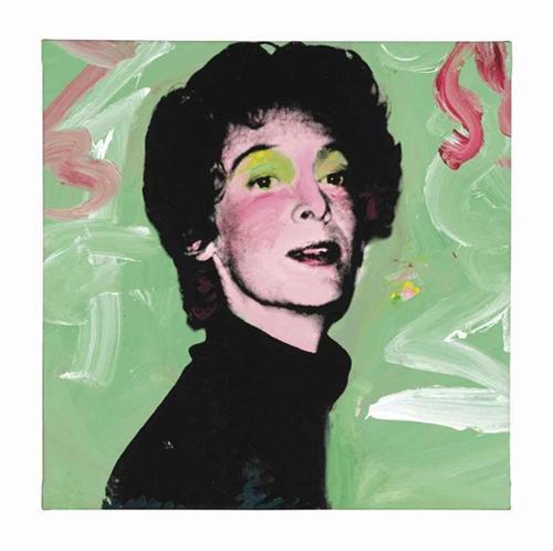 Marella Agnelli - Andy Warhol