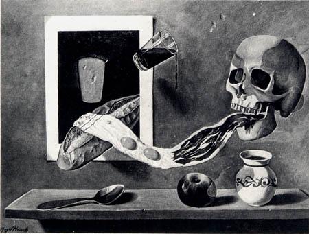 Bodegón mitificado, 1973 - Àngel Planells i Cruañas