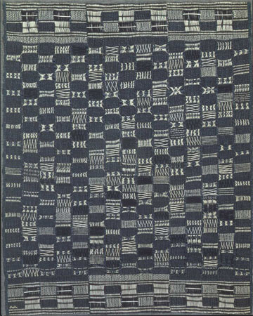 Thickly Settled, 1957 - Anni Albers