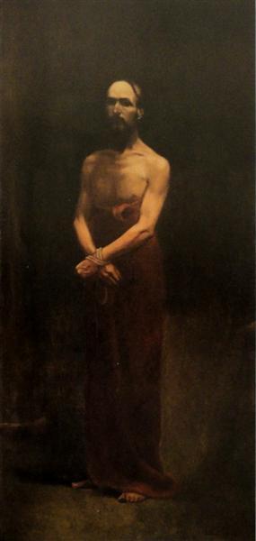 Ecce Homo, 1901 - Antonio Carneiro
