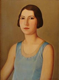 Portrait of Maria Pia - Антоніо Донгі
