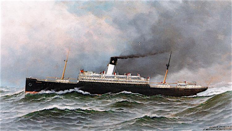 The Momus, 1909 - Антонио Якобсен