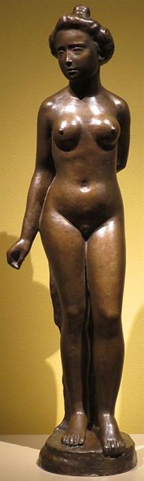 Nude (Venus) - Aristide Maillol